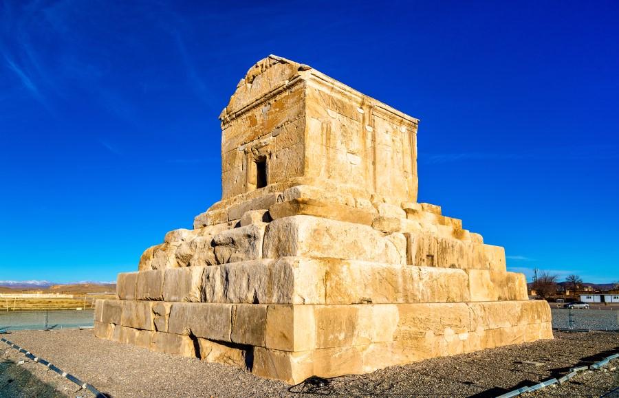 Pasargadae, UNESCO World Heritage Sites in Iran - Exotigo