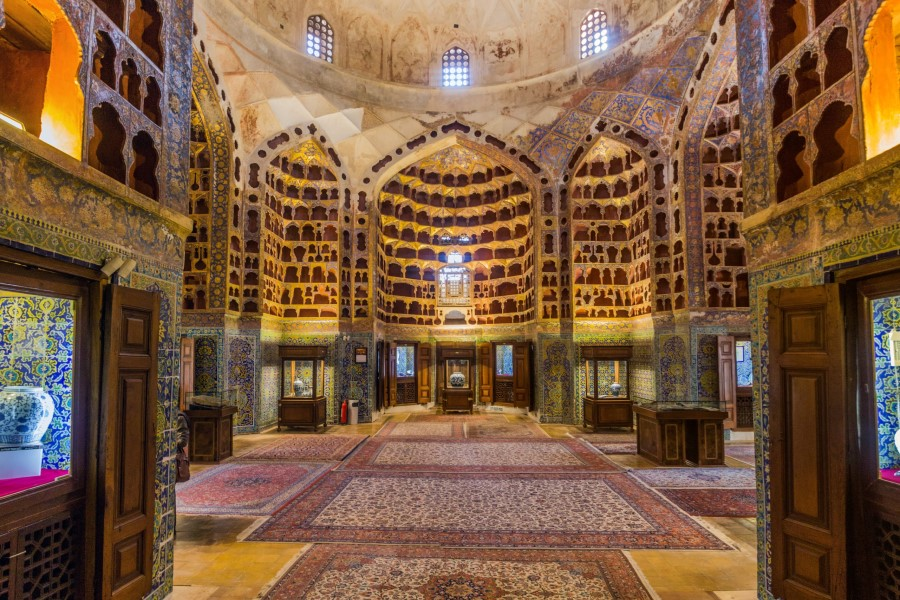 Sheikh Safi al-din Shrine in Ardabil, UNESCO World Heritage Sites in Iran