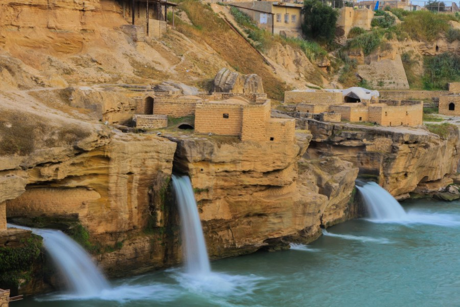 Shushtar Historical Hydraulic System, UNESCO World Heritage Sites in Iran