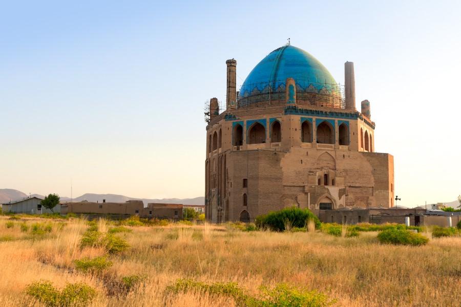 Soltaniyeh, UNESCO World Heritage Sites in Iran