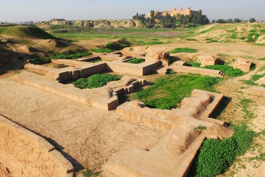 Susa, UNESCO World Heritage Sites in Iran