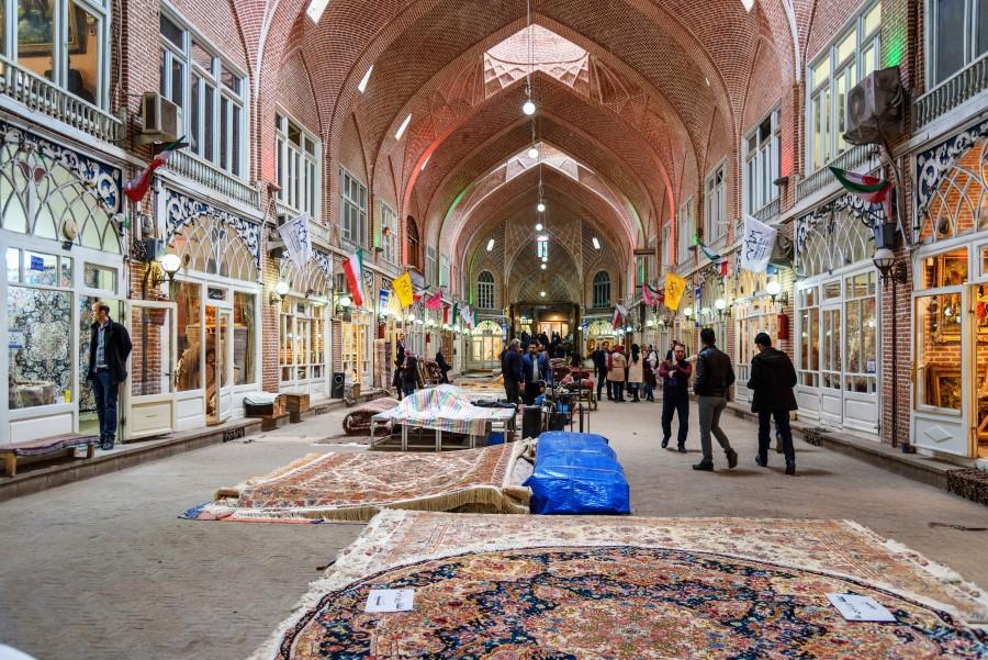 Tabriz Bazaar, UNESCO World Heritage Sites in Iran - Exotigo