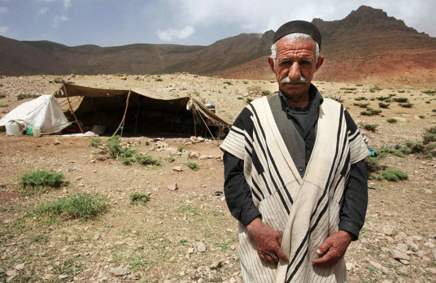 Bakhtiari-nomad