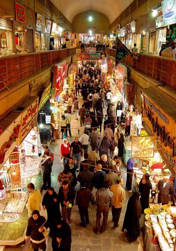 Bazaar-e-reza-Mashhad