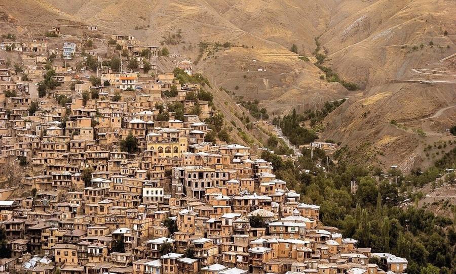 Kang-Village-Mashhad-Iran