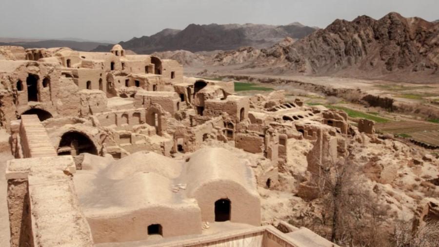 Kharanaq-village, Yazd-Iran